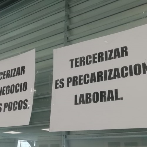 El Estado precariza el trabajo a favor del capital